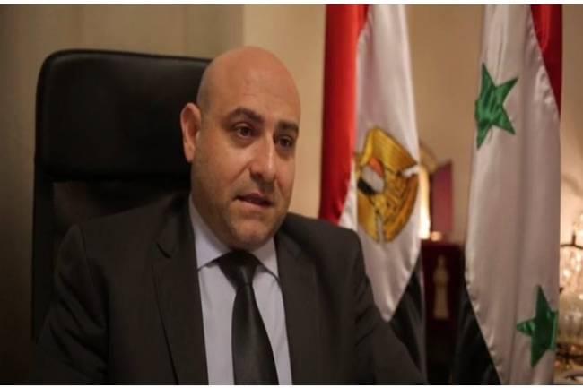رجل الأعمال السوري إيهاب أبو الشامات نائباً لرئيس الاتحاد العربي للتجارة الإلكترونية