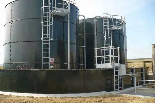 شركة سورية تبدأ تنفيذ أول محطة لإنتاج الغاز من روث الأبقار