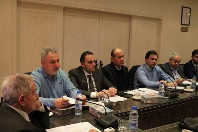 اتحاد غرف التجارة يوافق على مذكرة التجارة الداخلية حول طلب وثيقة تسجيل العمال بالتأمينات  من التجار