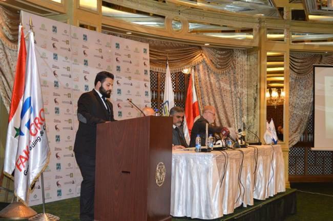 شركة شام إكسبو تطلق مشروع (سيريا هيلث)..المعرض والمؤتمر الدولي للرعاية الصحية الشاملة في سورية