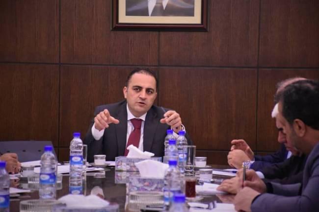 غرفة تجارة ريف دمشق تدعم إعادة إعمار المدارس المدمرة بـ100 مليون ليرة