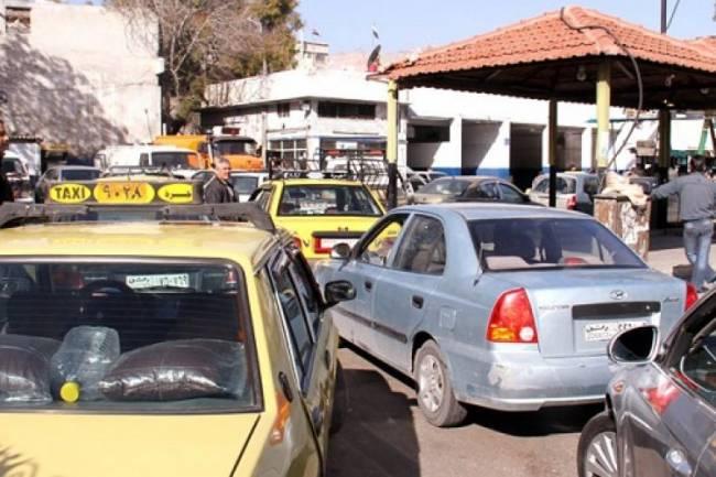 محافظة ريف دمشق تصدر جدول بالكازيات التي سيتوفر فيها البنزين خلال العطلة