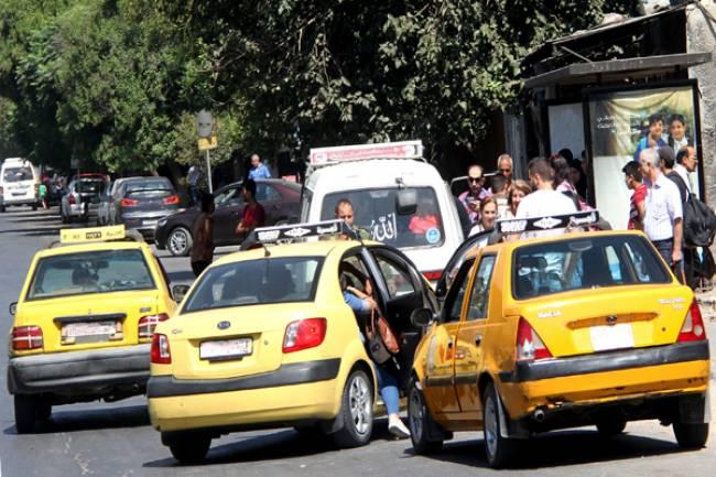 مطالبة من نقابة عمال النقل البري بتعديل تعرفة عدادات السيارات