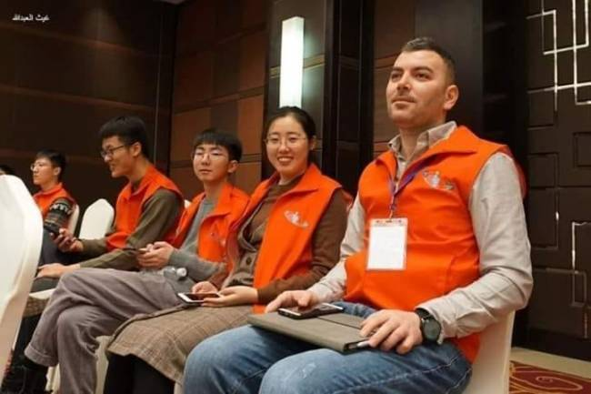 مهندس سوري في المركز الأول على طلبة الدكتوراة الأجانب في الصين للعام 2019.