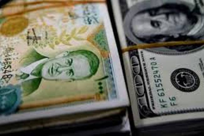 المركزي : شراء الدولار من المواطنين بسعر تفضيلي قدره 700 ليرة سورية