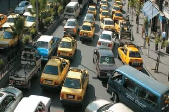 محافظة دمشق ترفع تعرفة ركوب سيارات التكسي.. تعرفوا على تفاضيل التسعيرة الجديدة