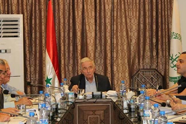 اتحاد غرف التجارة السورية يحدد 24 آب المقبل موعد لبدء انتخابات الغرف