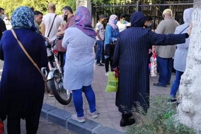 وزارة الصحة تحدد مكان جديد لاجراء مسحات الكورونا للمسافرين
