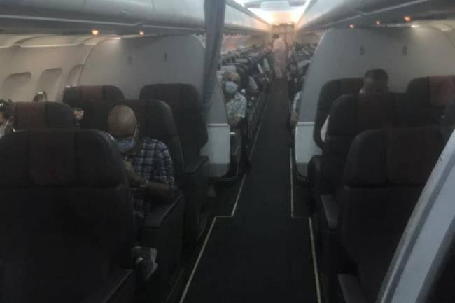 أجنحة الشام للطيران تنفذ اليوم أول رحلة لإجلاء الرعايا السوريين العالقين في مدينة بنغازي إلى دمشق