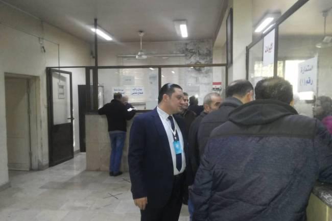 تسجيل أكثر من 13 ألف عامل من القطاع الخاص في تأمينات دمشق هذا العام