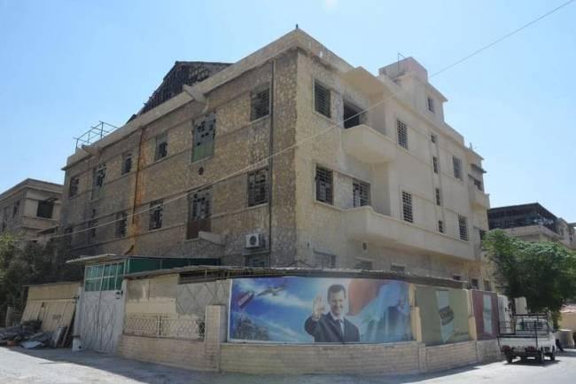 محافظة دمشق : يمكن لصناعيي القابون الاستمرار بعملهم ضمن منشآتهم لحين تنفيذ المصور التنظيمي للمنطقة
