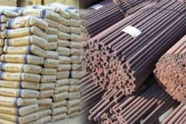 انخفاض في أسعار الحديد واستقرار بأسعار الاسمنت في الأسواق السورية