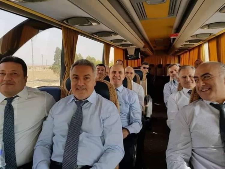 وفد يضم 26 رجل أعمال سوري بينهم حمشو والسواح والدبس والقطان  يزور الإمارات الأسبوع المقبل