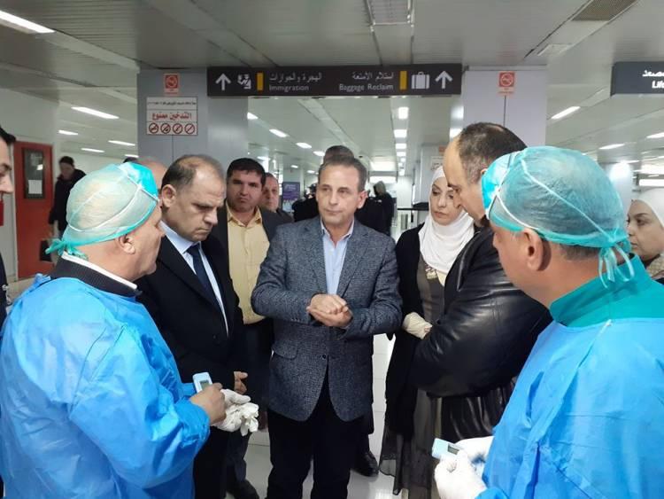 الطيران المدني: لا داعي لتعليق الرحلات مع إيران بسبب كورونا