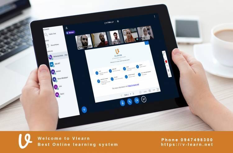 شركة سورية تطلق  منصة تقنية تتيح صفوف تعليم تفاعلية افتراضية على الانترنيت